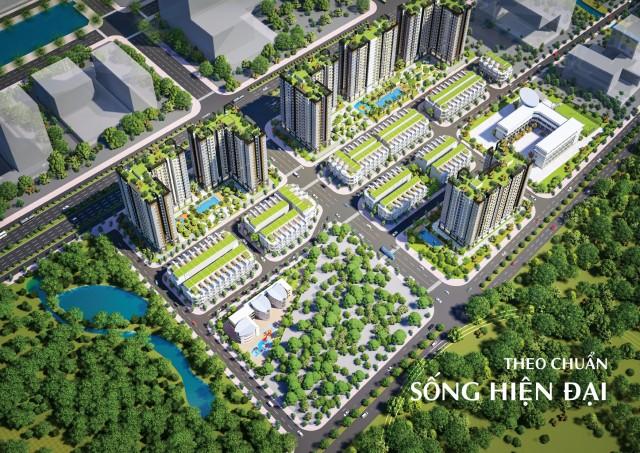 CITY GATE 5 - THÔNG TIN BẰNG HÌNH ẢNH