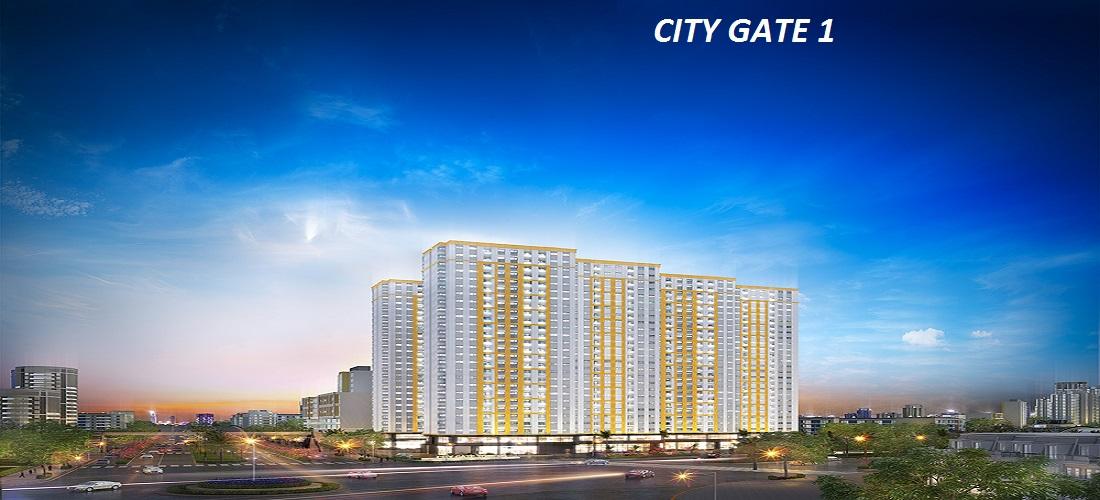 City gate 1 - Căn hộ chuẩn Nhật Bản